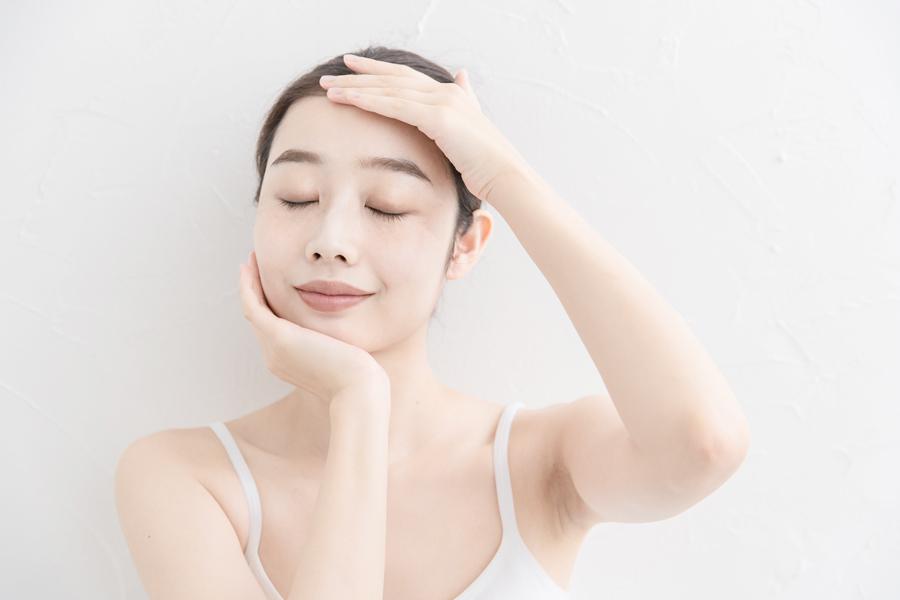 洗顔 乾燥肌
